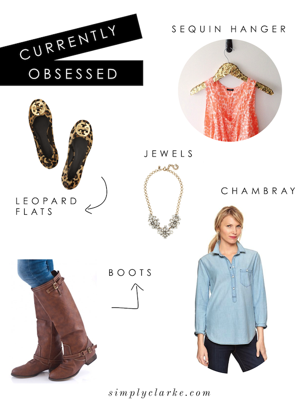 October Obsessions