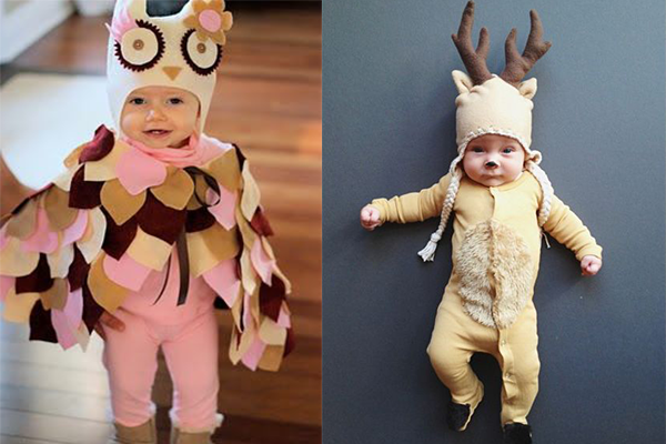 Halloween Costumes For Mom And Toddler