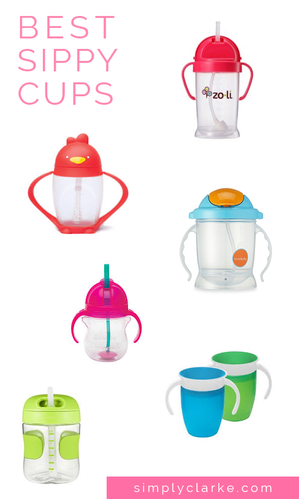 a6c372c1a Best Sippy Cups - Simply Clarke