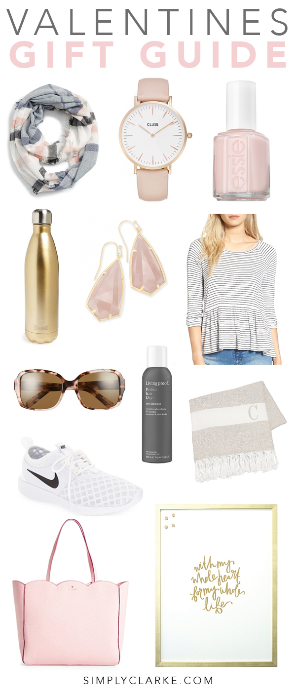 Ultimate Valentines Gift Guide For Her Simply Clarke