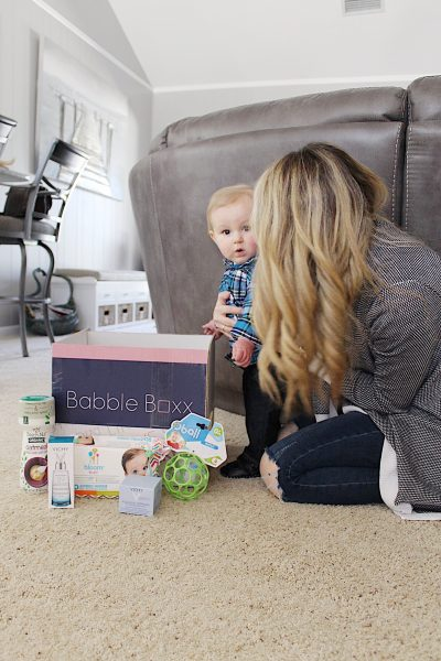 Baby On Board Goodies