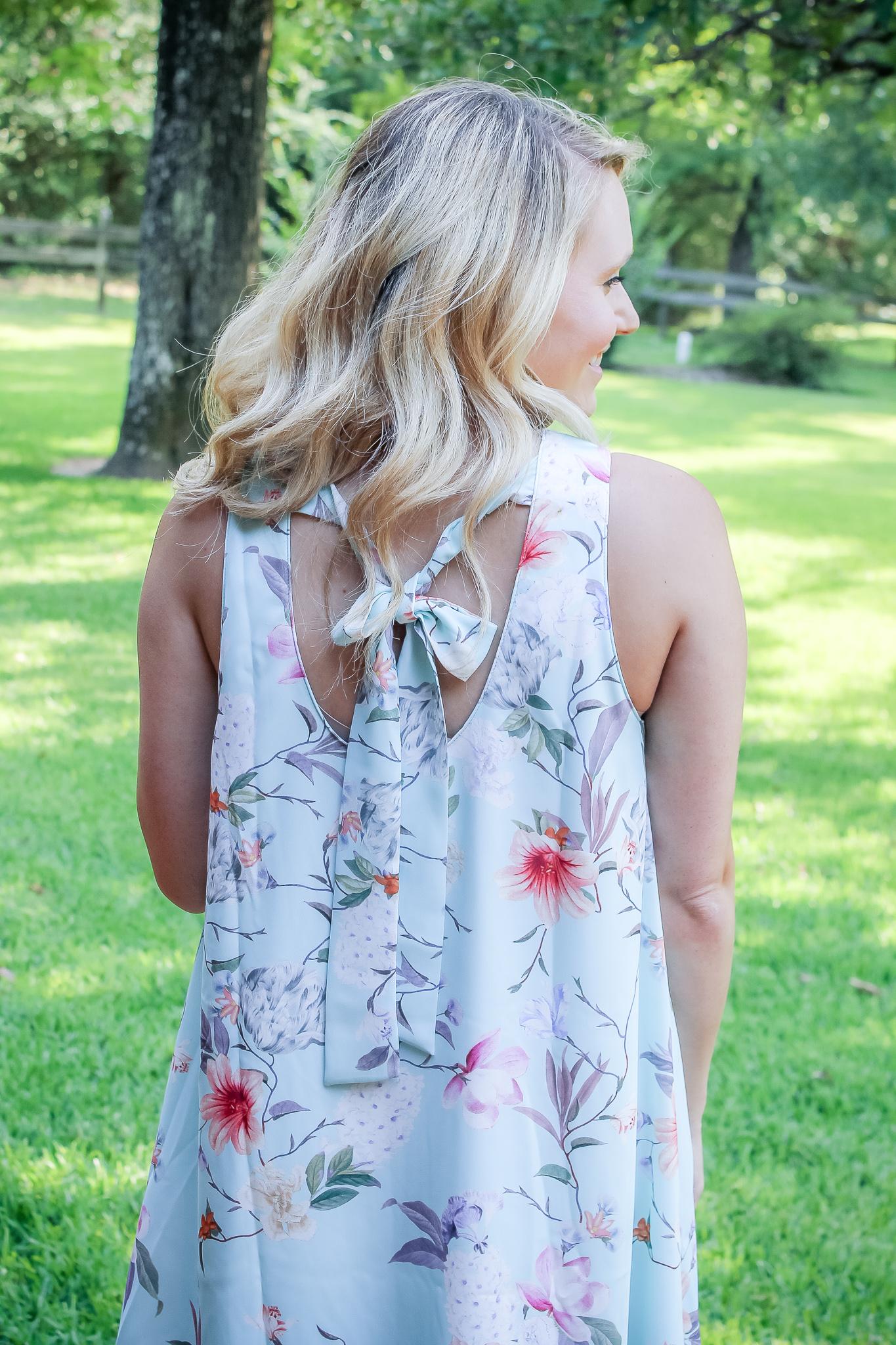 Stitch Fix Travels Giveaway - June 2018 Stitch Fix Review - Romantic Summer Dress