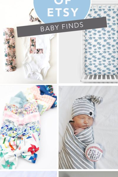 Best of Etsy: Baby