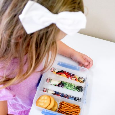 4 Ways To End Snack Time Battles